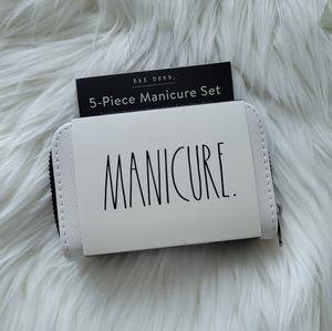 NEW Rae Dunn Manicure Set
